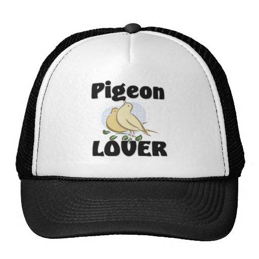 Pigeon Lover Mesh Hat