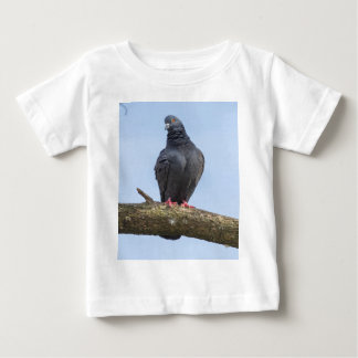 pigeon on tree baby T-Shirt