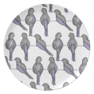 Pigeon Pals Print Plate