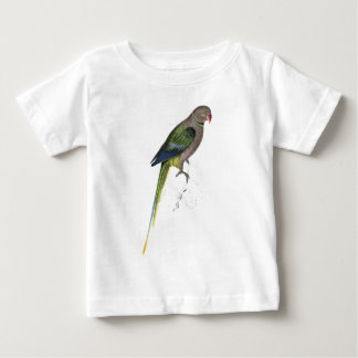 Pigeon Parrakeet by Edward Lear Baby T-Shirt