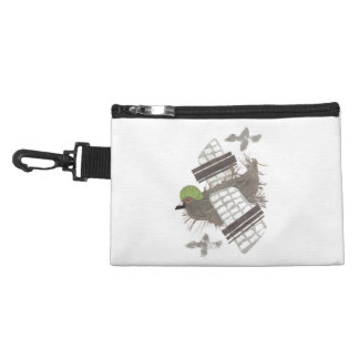 Pigeon Plane Clip On Bag Accessory Bag