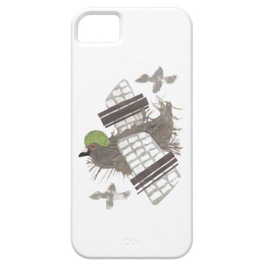 Pigeon Plane I-Phone 5/5s Case