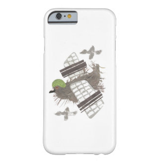 Pigeon Plane I-Phone 6 Case