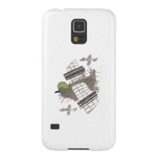 Pigeon Plane Samsung Galaxy S5 Case