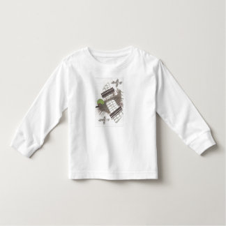 Pigeon Plane Toddler Jumper Toddler T-Shirt