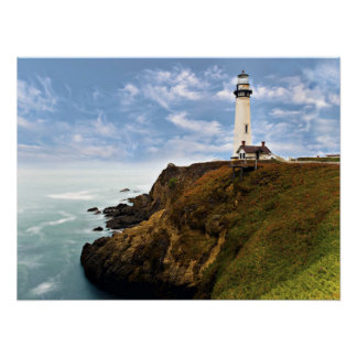 Pigeon Point Lighthouse | California Poster