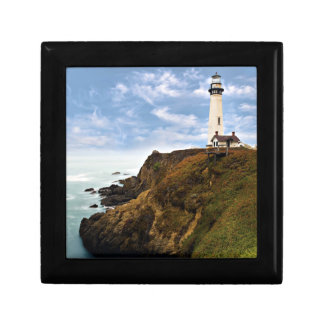 Pigeon Point Lighthouse | California Small Square Gift Box
