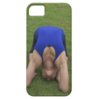 Pigeon pose iPhone 5 cover