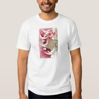 Pigeon Posted Valentines T Shirt