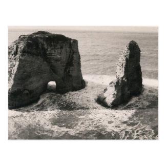 Pigeon Rock Postcard