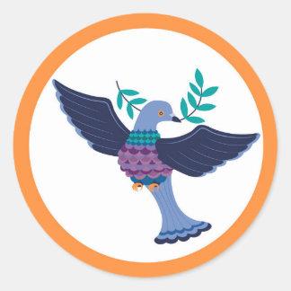 Pigeon Sticker Sheet (6)