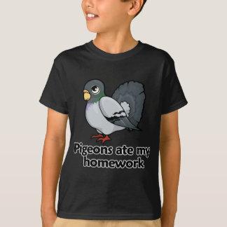 Pigeons ate my homework T-Shirt