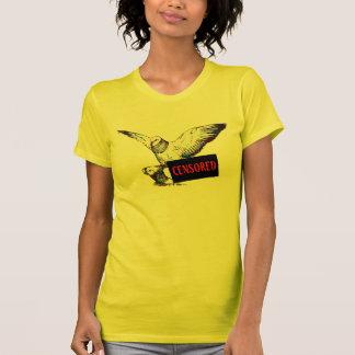 Pigeons Mating:  Censored! T-Shirt