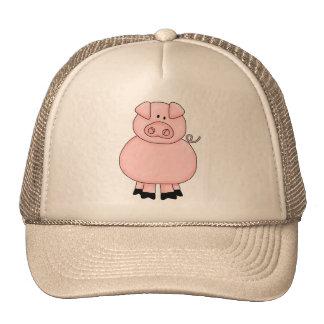 Piggie Mesh Hats