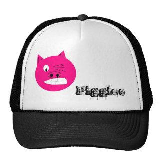 piggie head, Piggies Hat