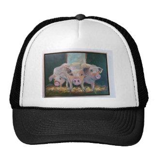 Piggies Hats