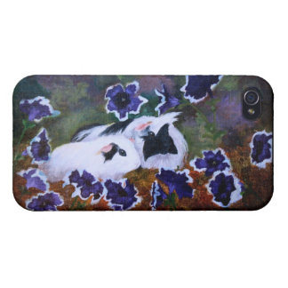 Piggies In the Garden iPhone 4/4S Covers