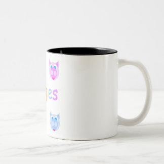 piggies coffee mug