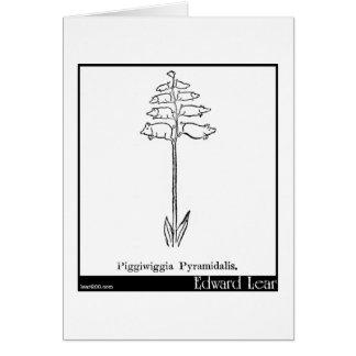 Piggiwiggia Pyramidalis. Card
