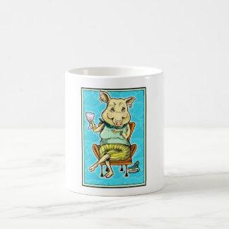 piggy 2 coffee mug