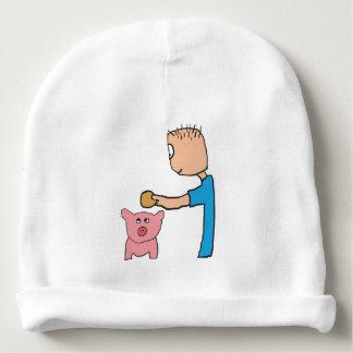 Piggy Bank Baby Beanie