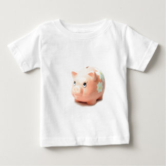 Piggy-bank Baby T-Shirt