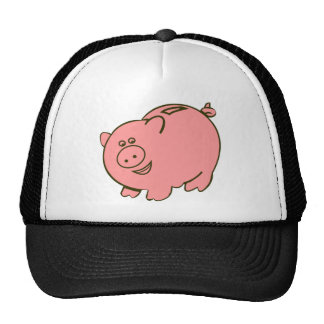 piggy bank cap