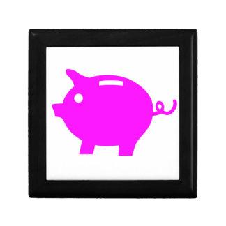 Piggy Bank Gift Box