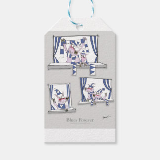 piggy blues forever gift tags