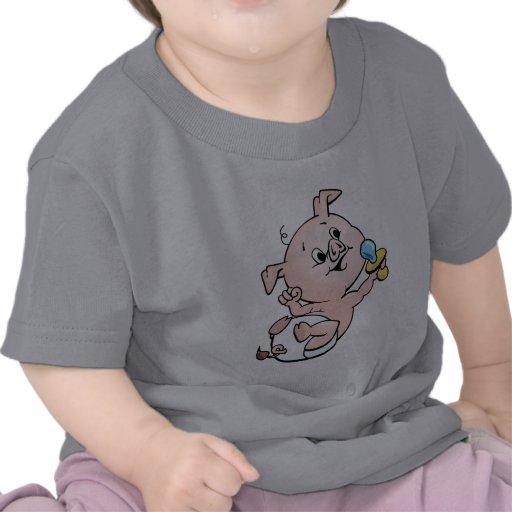 Piggy Boy T-shirts