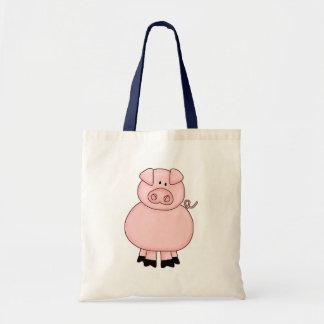 Piggy Budget Tote Bag