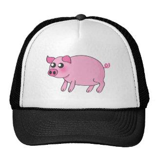 Piggy cap
