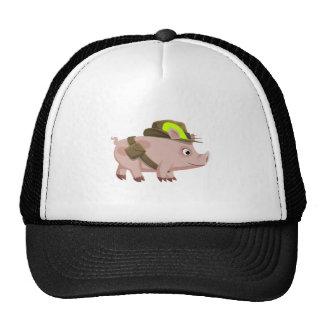 Piggy Explorer Trucker Hat