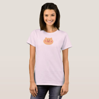 Piggy Face T-Shirt