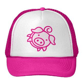 Piggy Trucker Hat