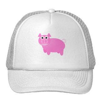 piggy trucker hats