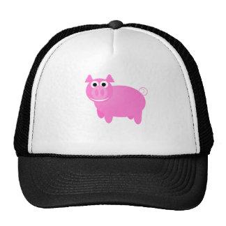 piggy mesh hats