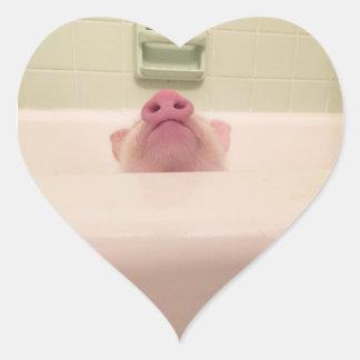 Piggy Nose Sticker Pack
