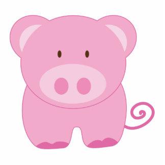 Piggy Photo Sculpture Magnet