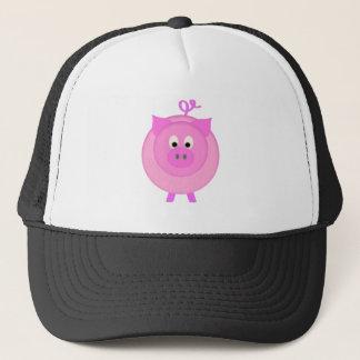 Piggy Pig Trucker Hat