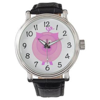 Piggy Pig Watch