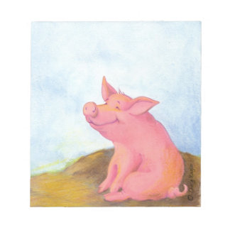 Piggy Pinkles / Notepad