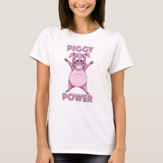 PIGGY POWER T-Shirt