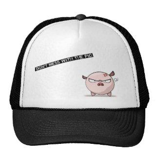 PIGGY T-SHIRT CAP