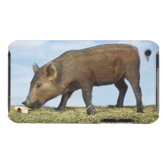 Piglet Eating iPod Touch Cover