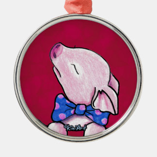 Piglet Ornament