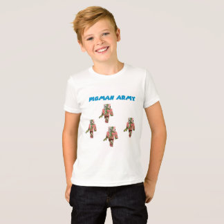 Pigman Army Kids T-Shirt