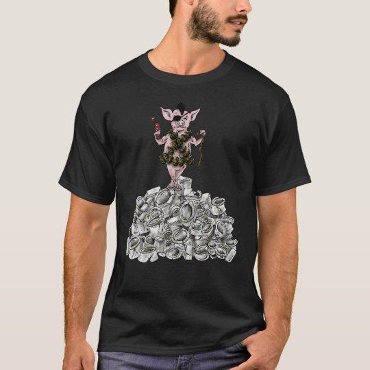 Pigs Army (Dark tshirt) T-Shirt