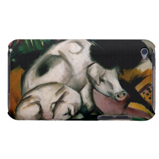 Pigs, c.1912 (oil on canvas) barely there iPod case