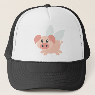 Pigs Can Fly Trucker Hat